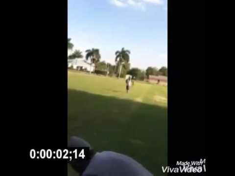 Corey Felton VUL Cornerback (4.34) 40 yard dash retime with timecode