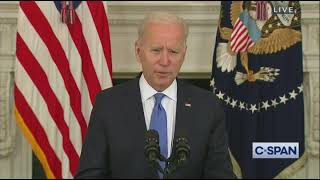Joe Biden Struggles HARD to Read Teleprompter, Visibly Confused with Numbers