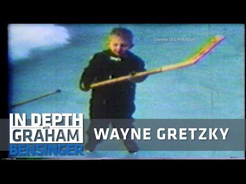 Wayne Gretzky: I'd skate alone for hours