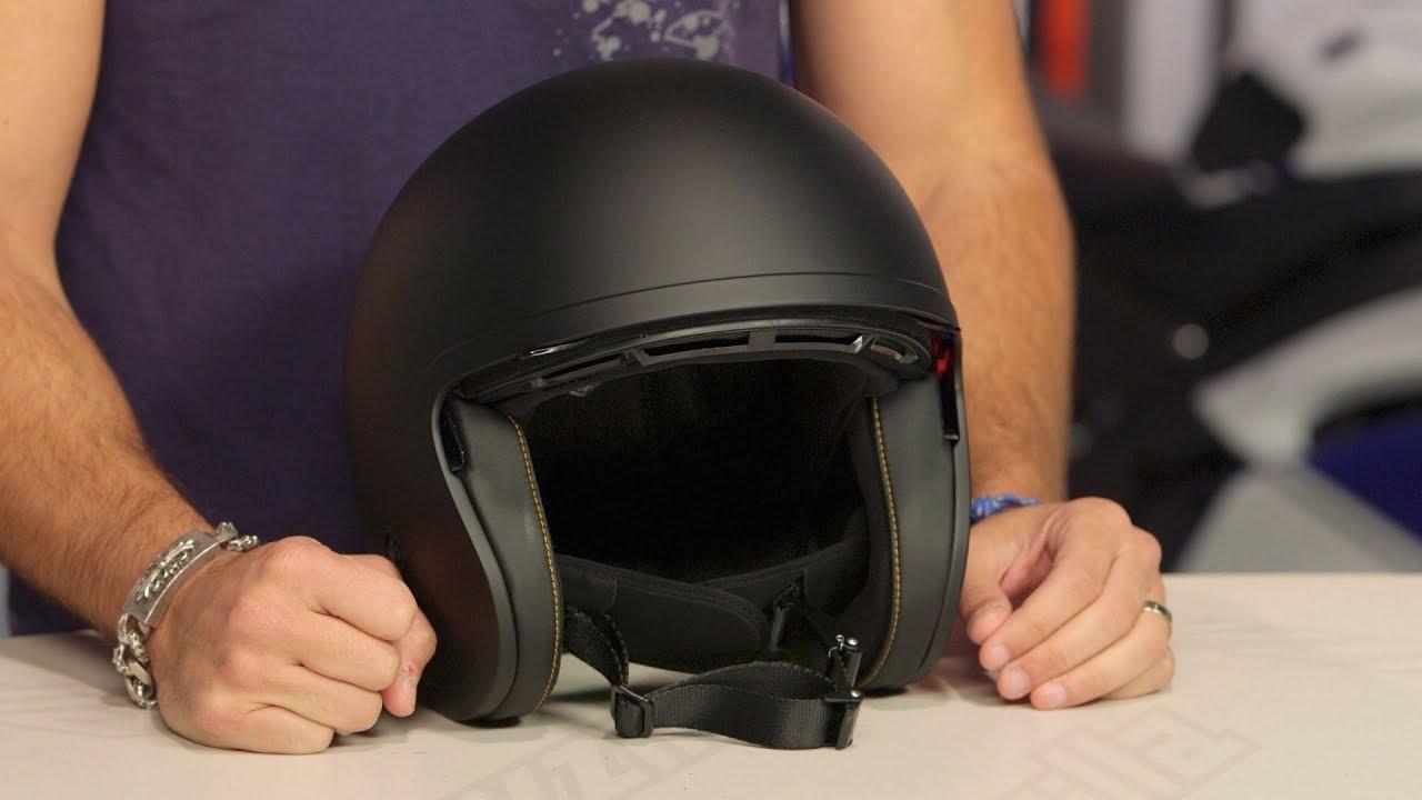 Bell Motorcycle Helmet >> LS2 Spitfire Helmet Review at RevZilla.com - YouTube
