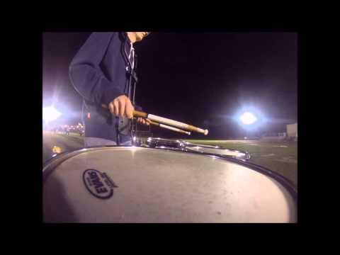 West Ranch High School Percussion Fall 2014