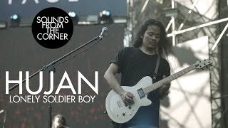 Hujan - Lonely Soldier Boy | Sounds From The Corner Live #33