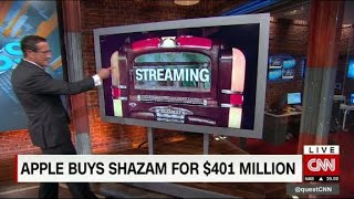 Siri, why is Apple buying Shazam?