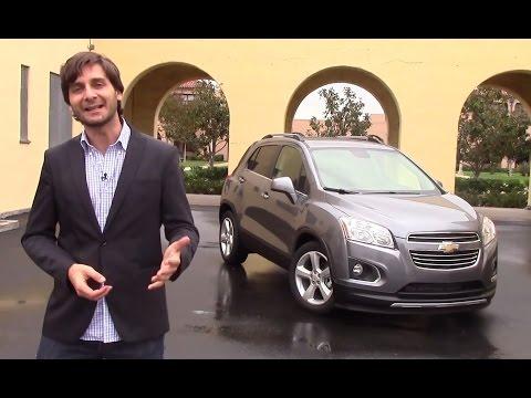 Prueba Chevrolet Trax / Tracker 2015 (Español)
