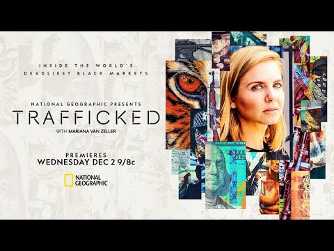 National Geographic's Trafficked: Mariana Van Zeller In Conversation With Juju Chang