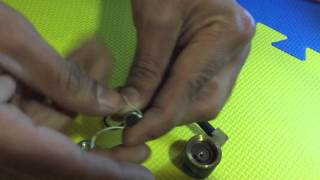 Honeywell Humidifier solenoid repair