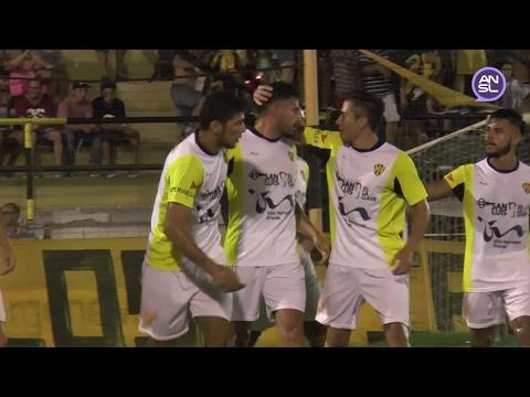 Jorge Newbery goleó a Alianza y es único líder
