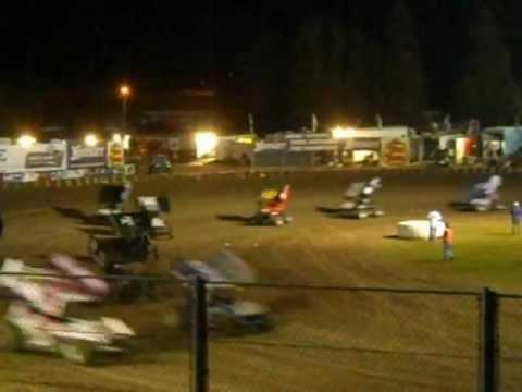 watsonville speedway crash furr 8/25/12
