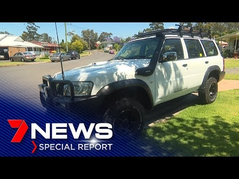 Online Used Car Auction Warning | 7NEWS