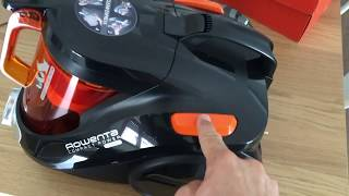 Unboxing Rowenta Compact Power Cyclonic Ro3753 Youtube