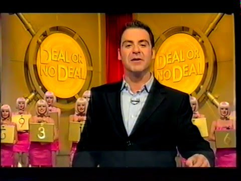 Deal or No Deal - Sally (Mum Holding No 15 & Kylee Thompson Holding No 24)