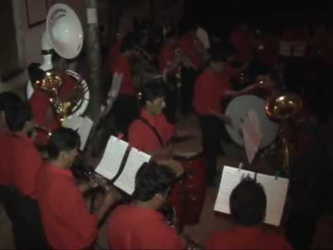 Sayapullo 2010 - Banda huaranchal plaza de armas