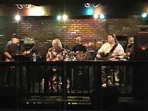 annabells diner the chuck hamilton band--since I fell for you