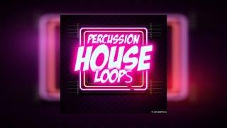 PACK #31 - LIBRERIA PERCUSSION HOUSE LOOPS VOL.1 Gratis PARA FL STUDIO 2019