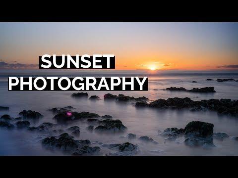 Sunset Photography Tips | Tutorial Tuesday thumbnail