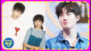 EXO's Suho Talks About Being Inspired By Kim Hwan Hee And What He Was Like In Middle School