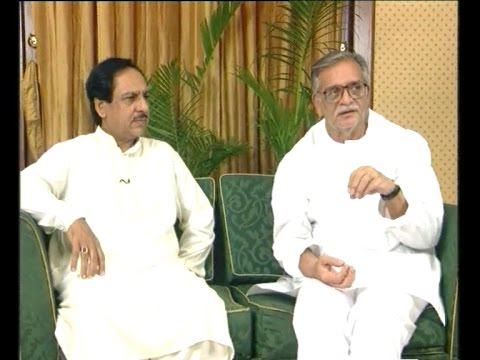 Image result for ghulam ali and gulzar