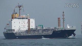 [SHIP NAME] KINREIKA [SHIP TYPE] Oil products tanker [SIZE] 105 m X...