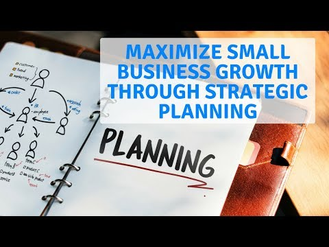 Business Growth Through Strategic Planning