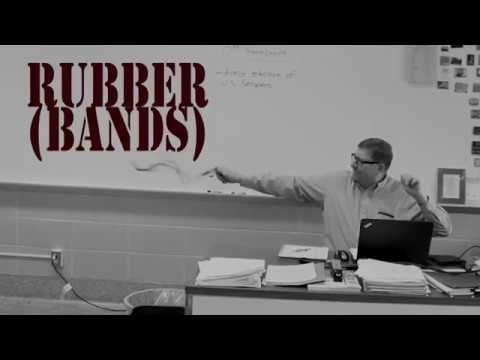 """RUBBER BANDS"" 2017 Dominican High School Talent Show"