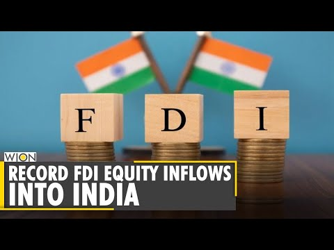 World Business Watch: FDI equity inflows into India cross $500 billion milestone | World News