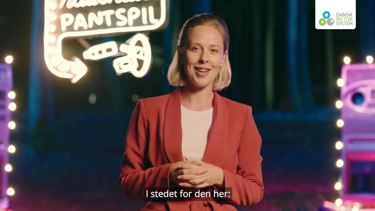 Det nationale Pantspil - Dansk Retursystem - Klimaet vinder