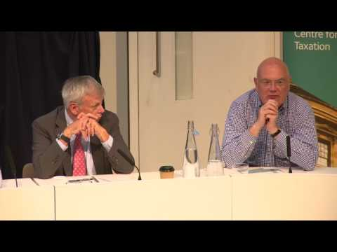 Panel discussion: Options for UK business taxation