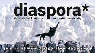 DIASPORA - SOCIAL NETWORK -  Anleitung Teil 2/2