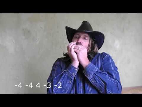 Смотреть клип Техасское кантри на губной гармонике