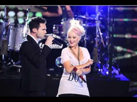 Maroon 5 & Christina Aguilera Moves Like Jagger (Download mp3)