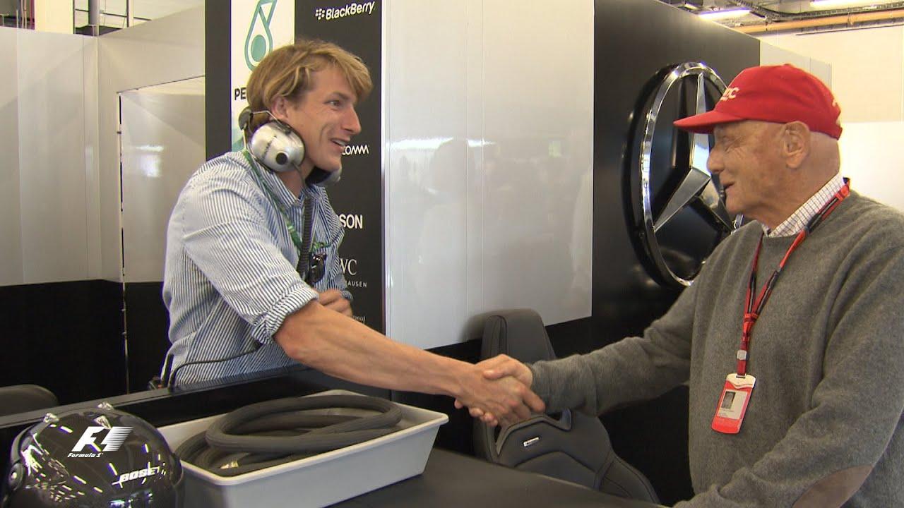 PREVIEW - When Niki Lauda met Freddie Hunt - YouTube