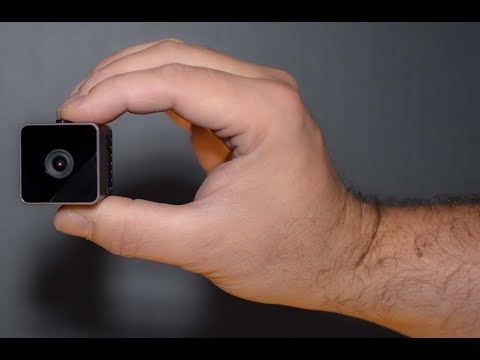 Tiny Mini Spy / Security Camera 1080P Full HD Motion Sensor!