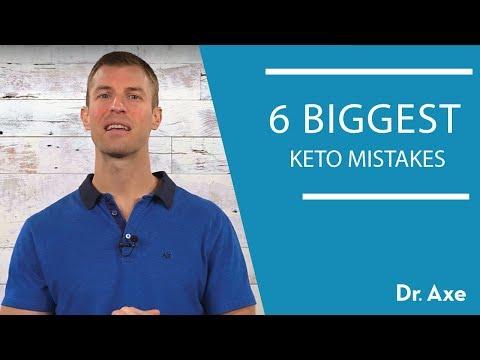 6 Biggest Keto Mistakes  Dr Josh Axe
