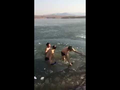 Елена беркова чуть не утонула