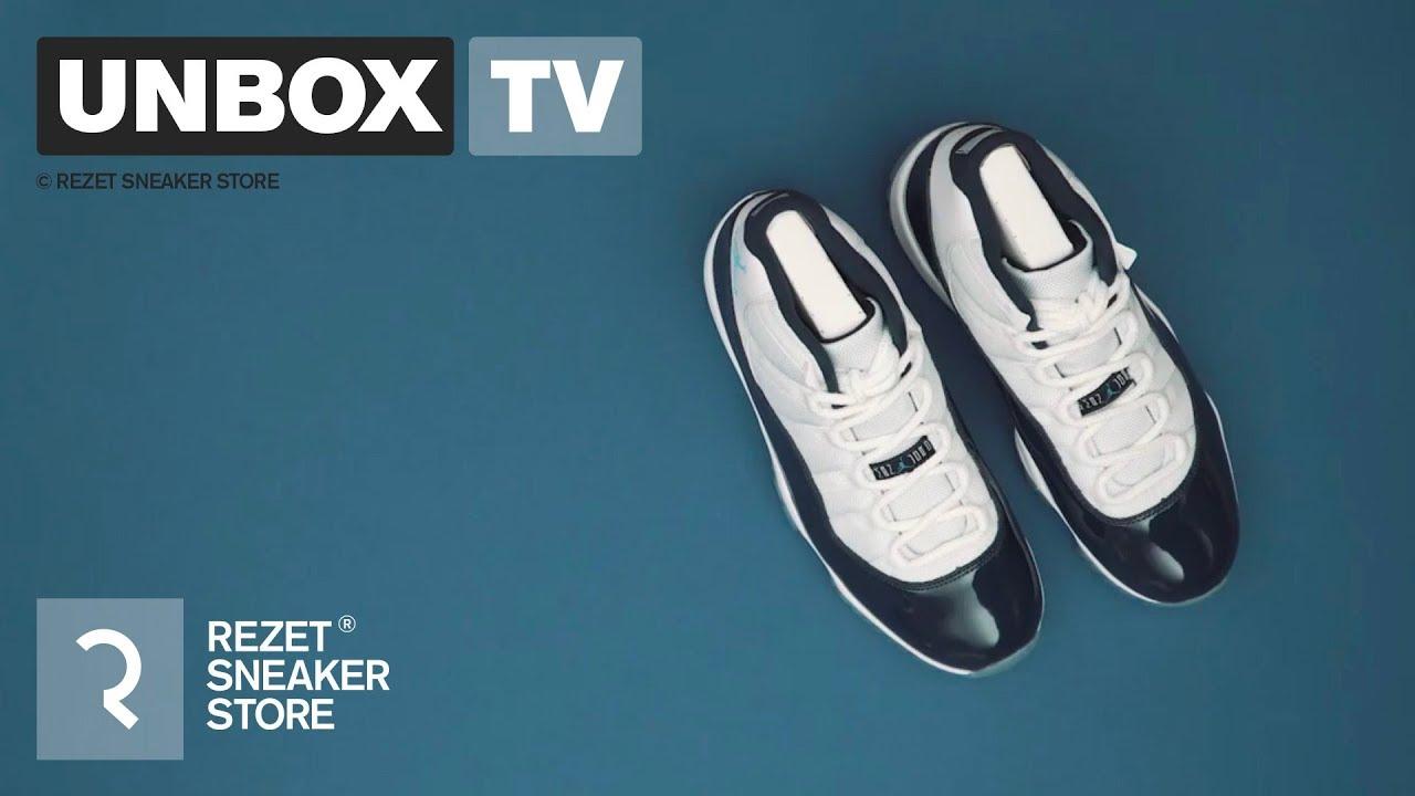 Unboxing - Air Jordan 11