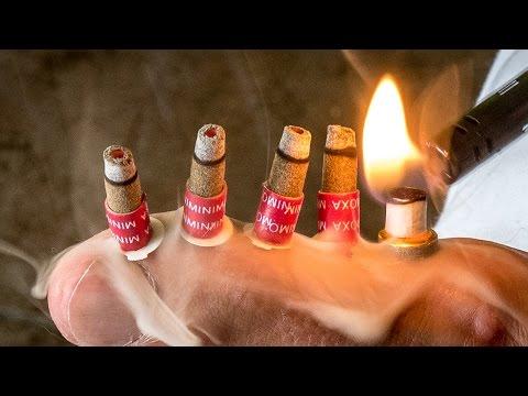 Gout Treatment: Moxa Burning | Moxibustion