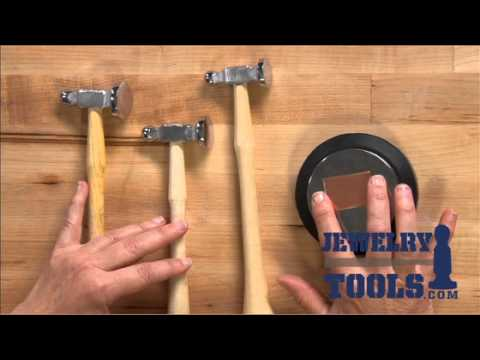 Chasing Hammers - Jewelry Tools