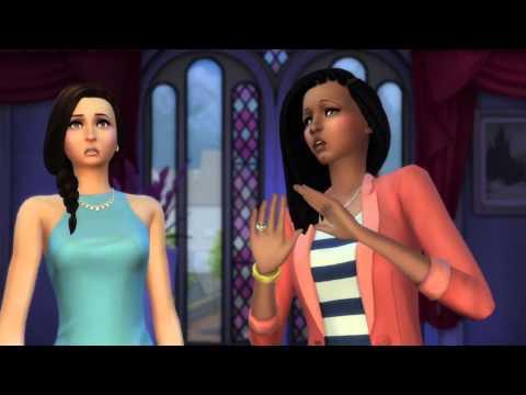 Sims 4 Beleef het Samen trailer (1)