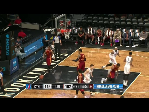 RJ Hunter drops team-high 30 points vs. the Charge