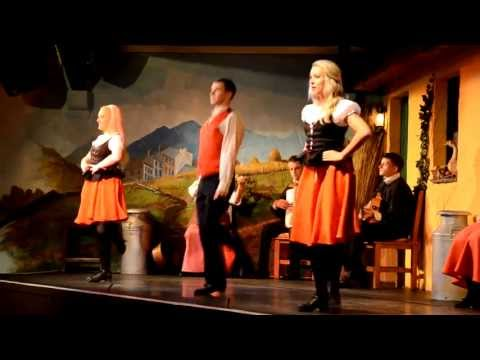 Traditional Irish dance [HD]