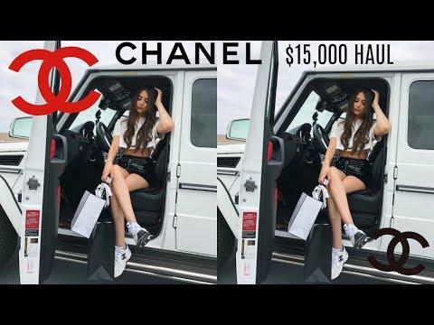 $15,000 CHANEL HAUL