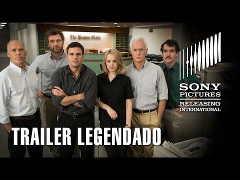 Trailer do filme Spotlight - Segredos Revelados