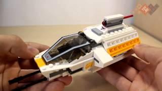 Обзор конструктора Lego Star Wars 75048 Лего Звездные войны Фантом. В продаже на TOY.RU