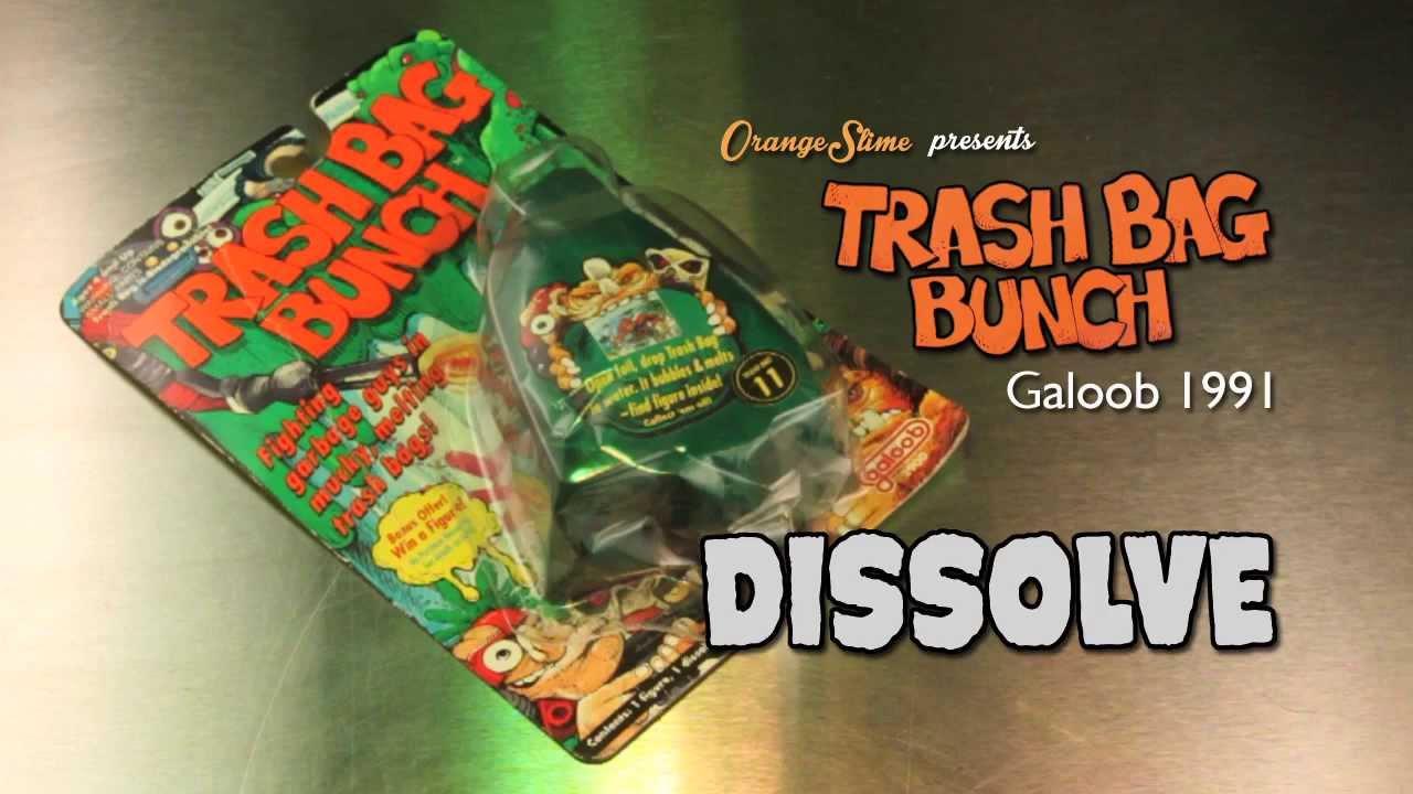 Trash Bag Bunch Xl Vinyl Art Toys