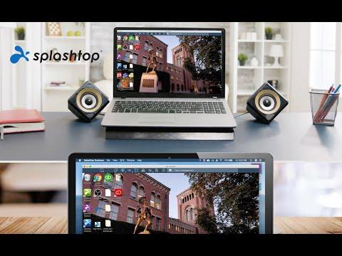 Remote Desktop Software Overview - Splashtop