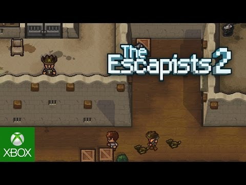 The Escapists 2 Rattlesnake Springs Reveal