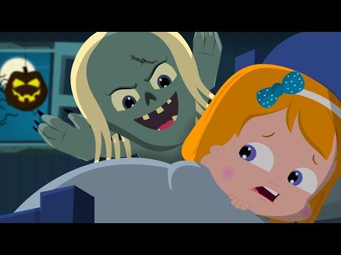 Umi Uzi | Happy Halloween | Scary Nursery Rhymes | Songs For Children