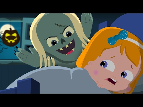 Umi Uzi  Happy Halloween  Scary Nursery Rhymes  Songs For Children