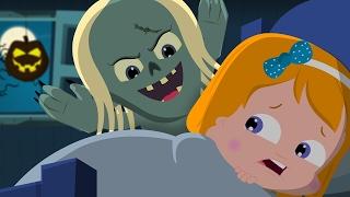 Umi Uzi   Happy Halloween   Scary Nursery Rhymes   Songs For Children