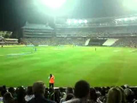 INDIA VS SOUTH AFRICA WANDERERS JOHANNESBURG